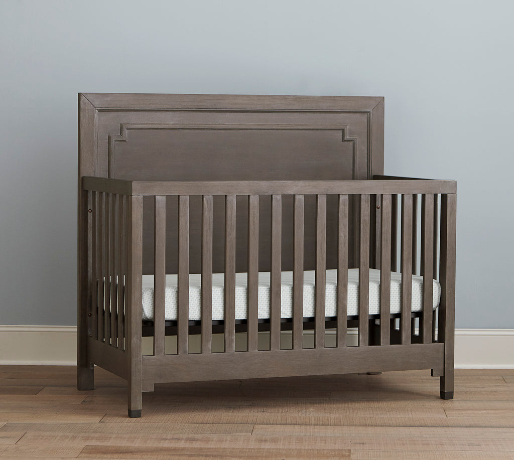 Westwood Beckett Crib + 5-Drawer Chest