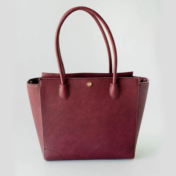 Little Unicorn Brookside Tote - Pomegranate