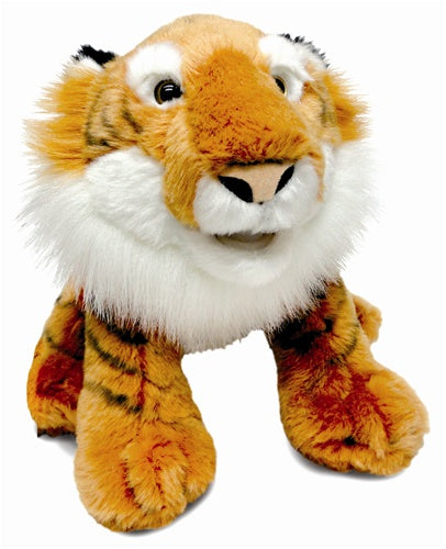 "Cuddle Barn 10"" ZOOcational - Sultan Tiger"