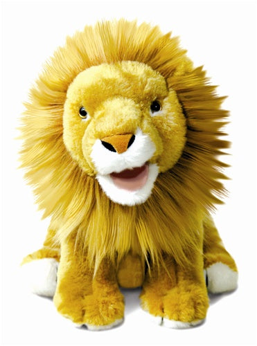 "Cuddle Barn 10"" ZOOcational - Leon Lion"