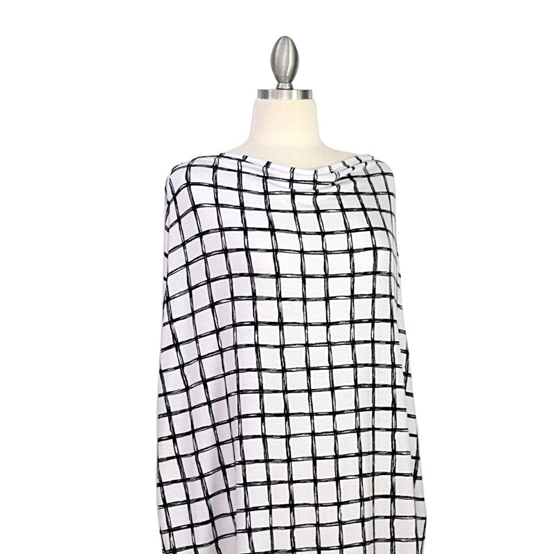 Covered Goods Grid 4-in1 Nursing Cover