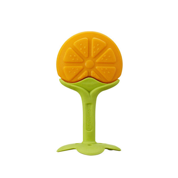 Innobaby EZ Grip Teether - Citrus