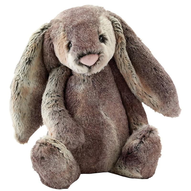 Jellycat Bashful Woodland Bunny Large
