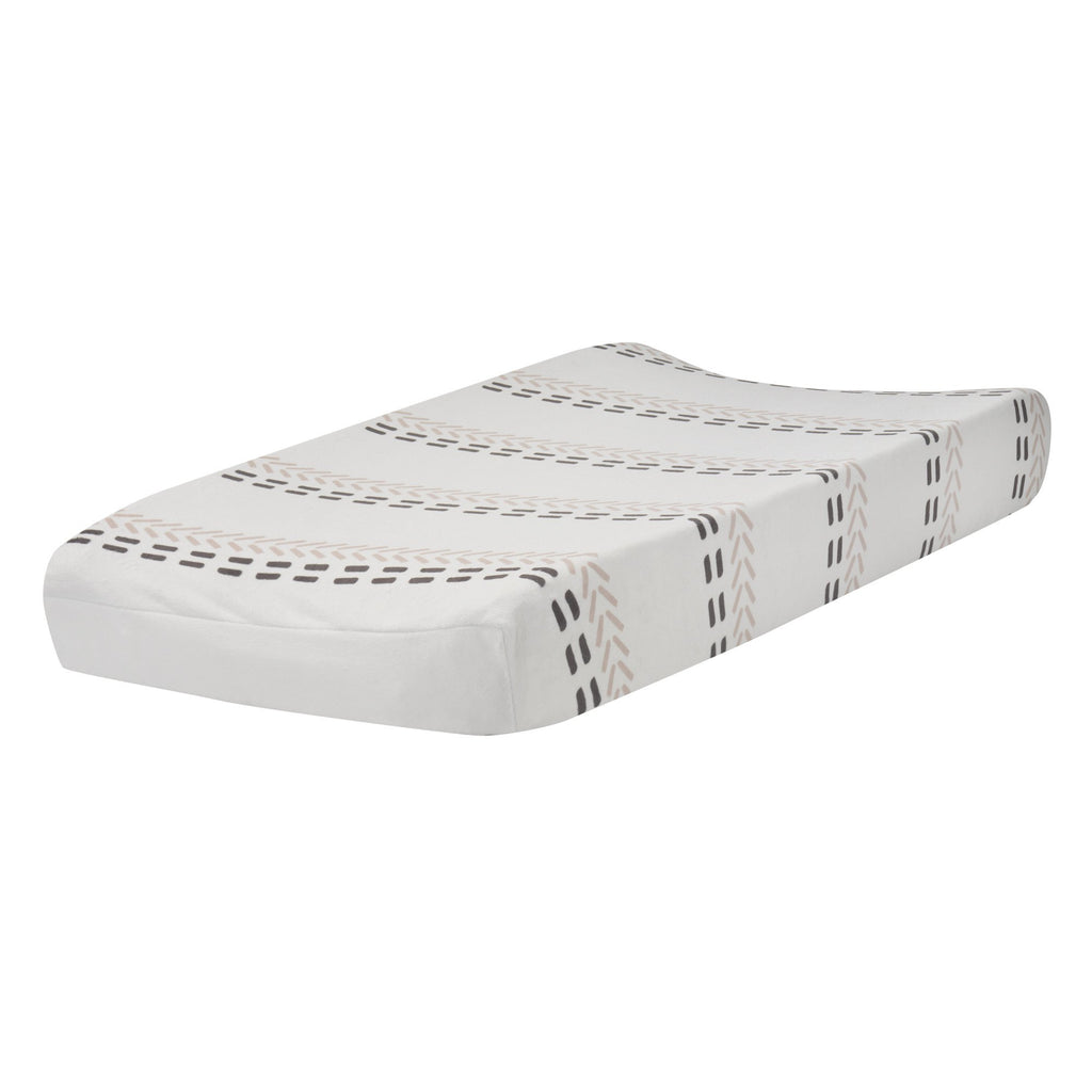 lambs & ivy Meadow Changing Pad Cover