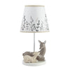 lambs & ivy Meadow Lamp & Shade