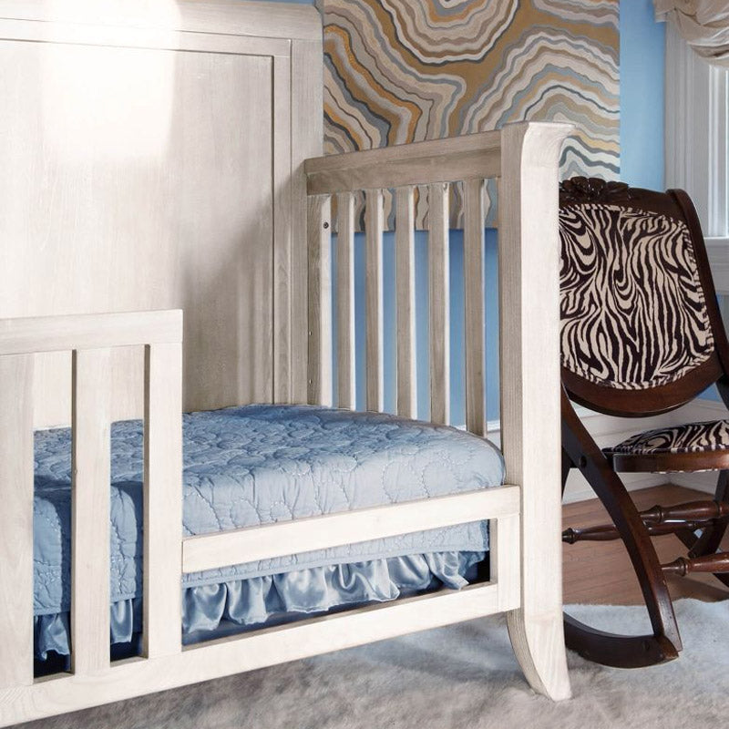 Milk Street Baby Cameo Toddler Bed Conversion Kit - Steam