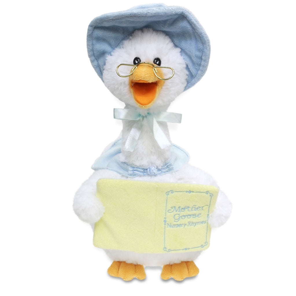 Cuddle Barn Mother Goose - Blue