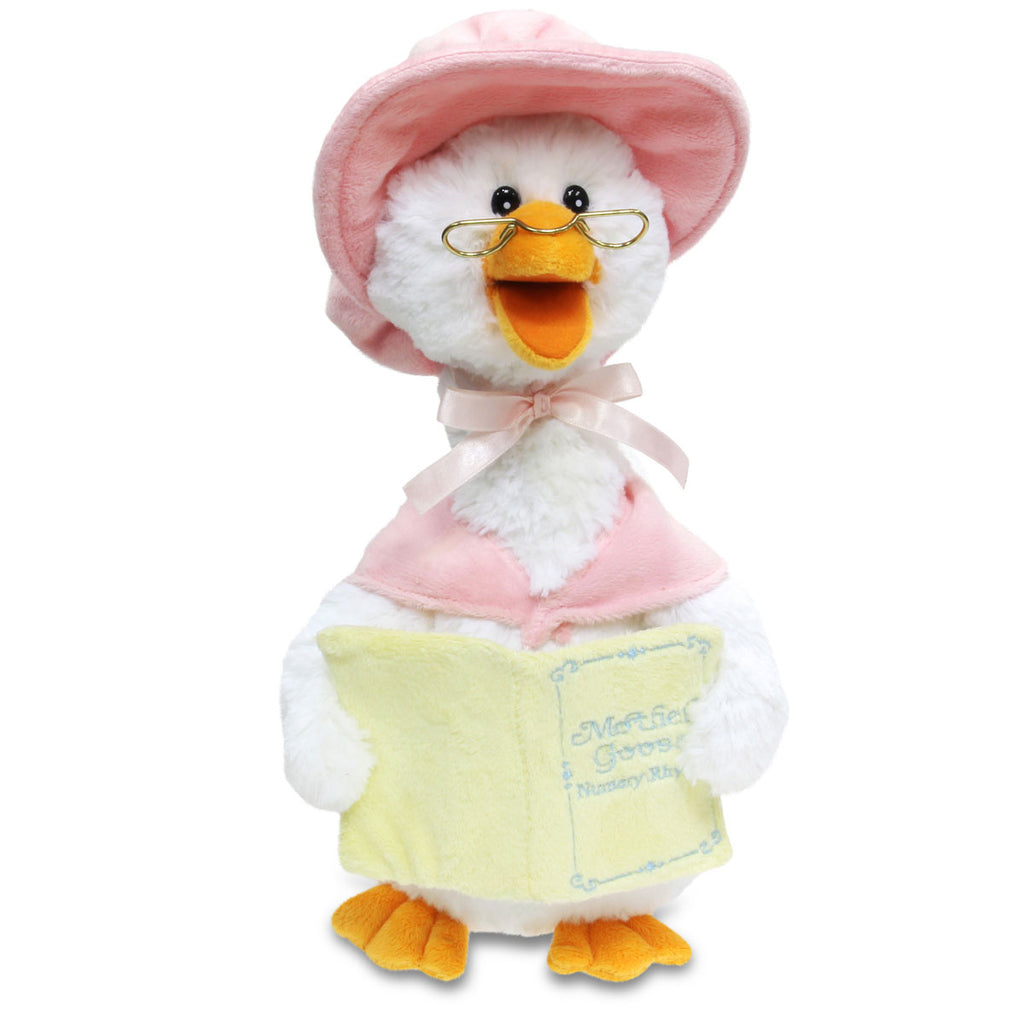 Cuddle Barn Mother Goose- Pink