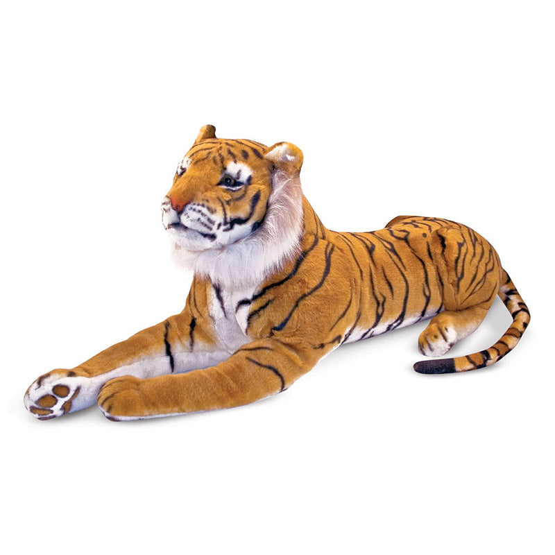 Melissa & Doug Giant Stuffed Tiger
