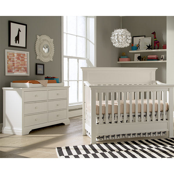 Wyatt 2 Piece Furniture Collection in White