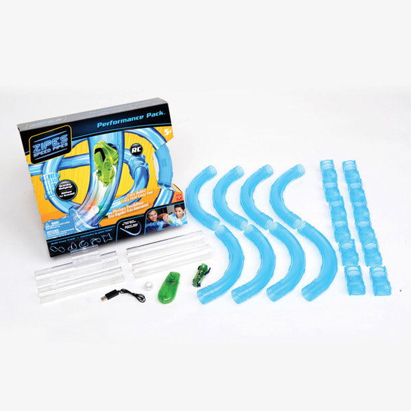 Zipes Speed Pipes Performance Pack (Starter Set)