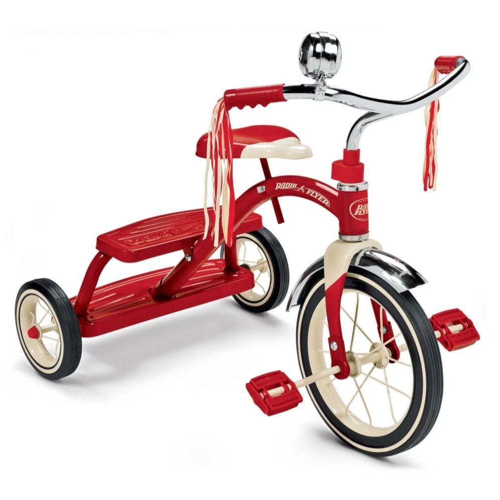 Radio Flyer Classic Red Tricycle 12'
