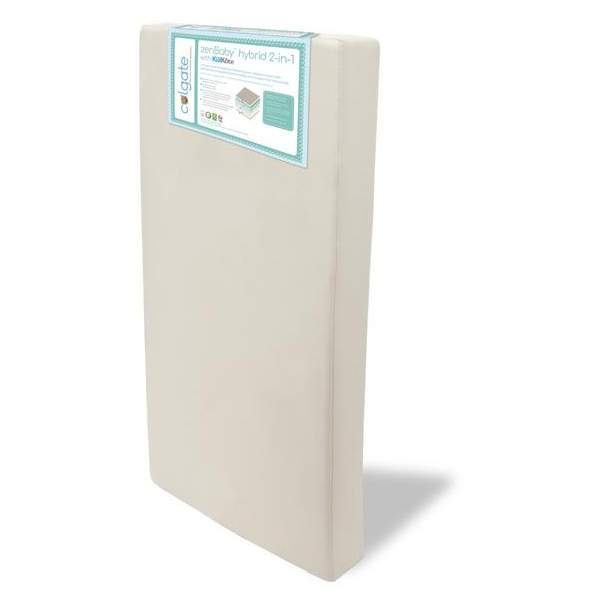 Colgate Zen Baby Luxe 2-in-1 Crib Mattress