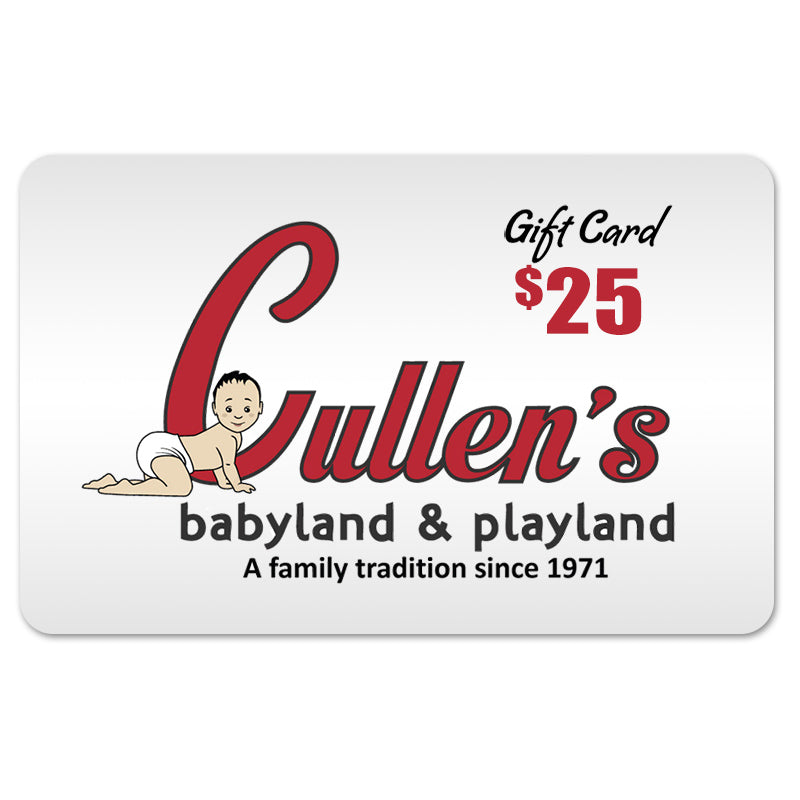 Cullen's Babyland & Playland Gift Card