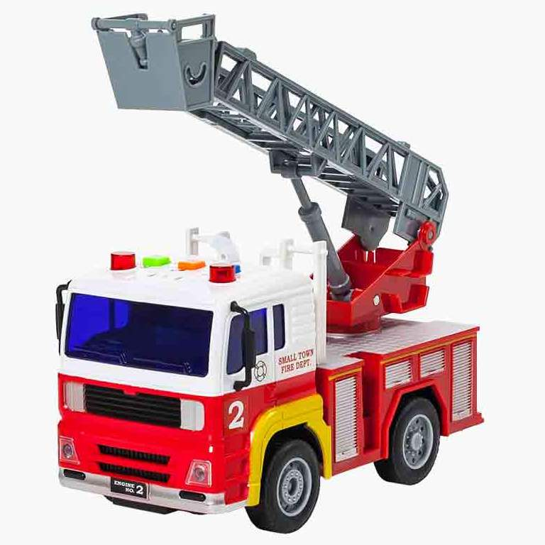 Kid Galaxy Road Rockers Fire Truck