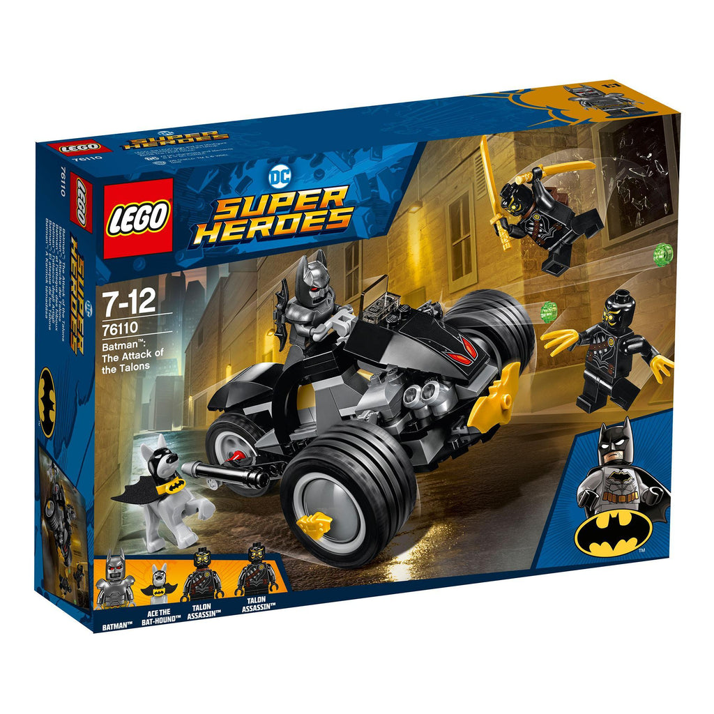 Lego DC Super Heroes Batman The Attack of Talons