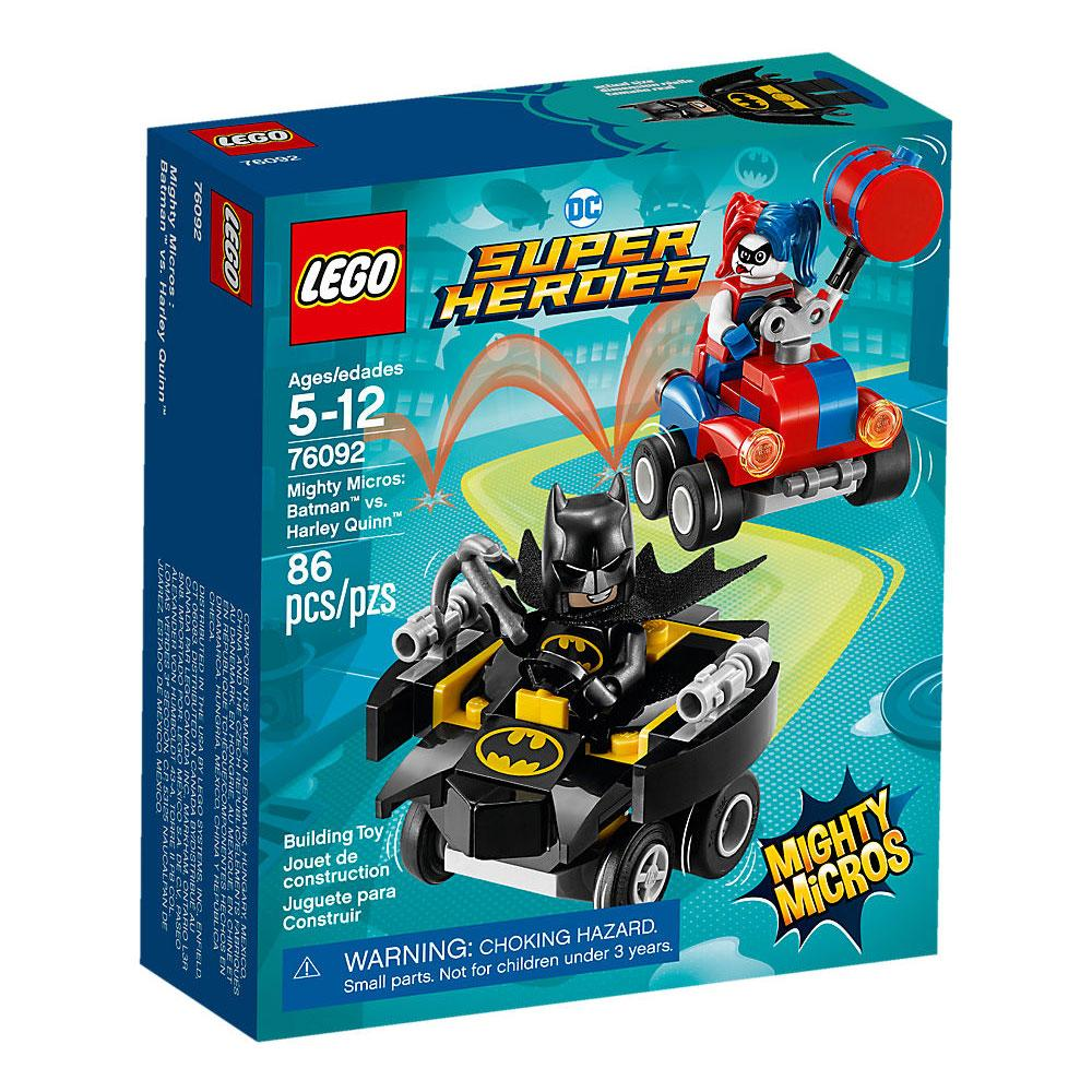 Lego DC Super Heroes Mini Micros: Batman vs Harley Quinn