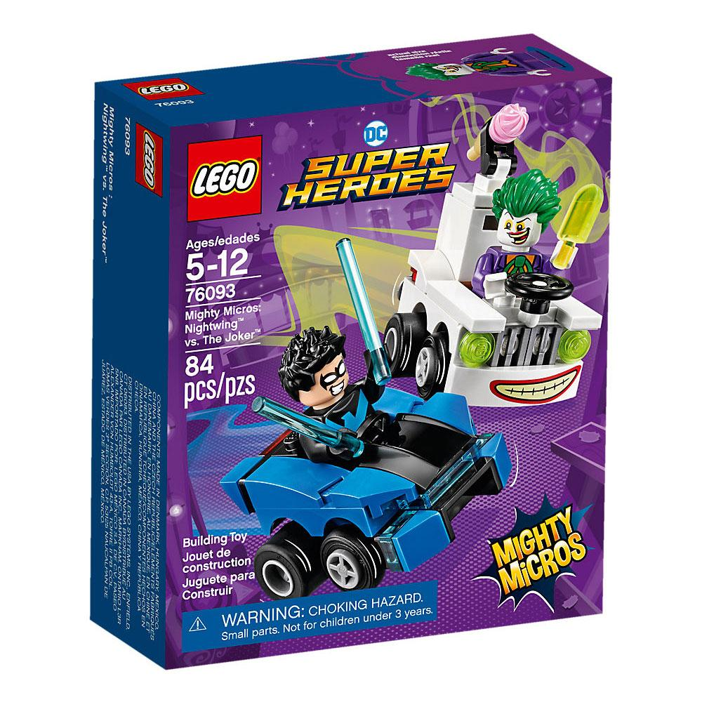 Lego DC Super Heroes Mini Micros: Nightwing vs The Joker