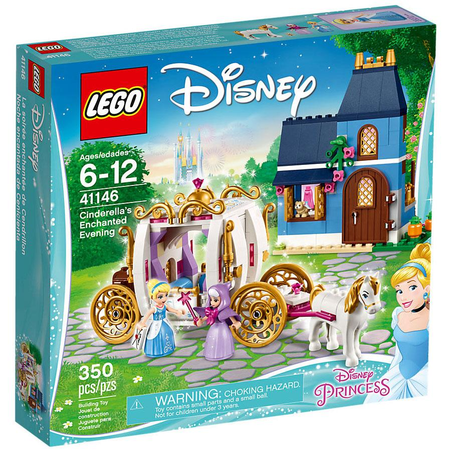 Lego Disney's Cinderella's Enchanted Evening
