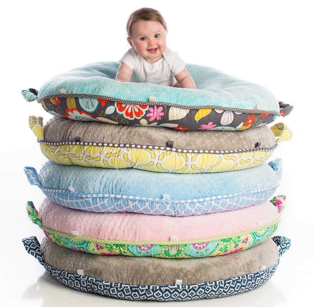 Pello Floor Pillow - Assorted Fabrics Available