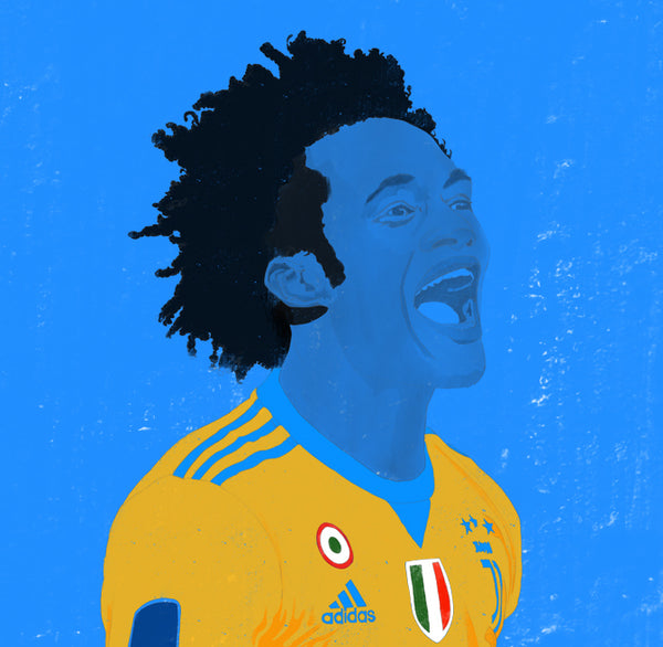THE JUVE STORY's WORLD CUP PROFILE | CUADRADO