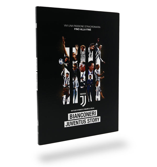 Black and White Stripes The Juventus Story BLU-RAY ITALIANO [1 DISC]