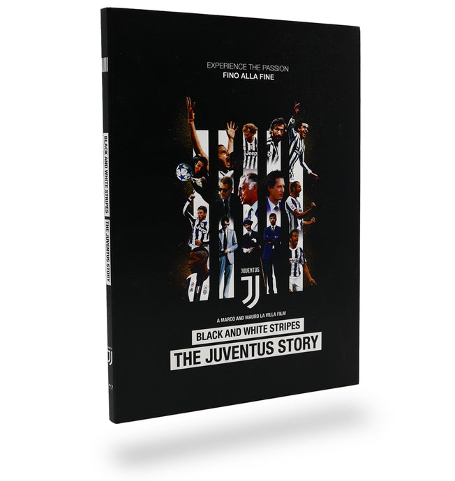 Black and White Stripes The Juventus Story BLU-RAY ENGLISH [1 DISC]