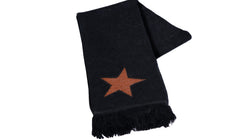 Gold Star Scarf