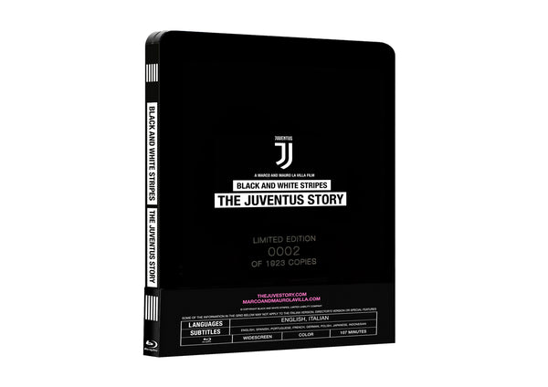 Limited Edition Numbered Blu-Ray Steelbook [4 DISC]