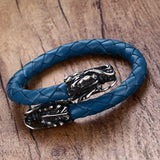 Dragon Head Bracelets And Bangles
