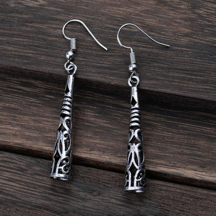 Tibetan Silver Color  Earrings