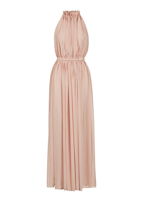 White Story Danielle Dress in Blush