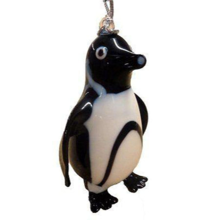 Black Footed Penguin Ornament