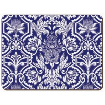 4 Cala Home Premium Hardboard Placemats Table Mats,  Jardinage