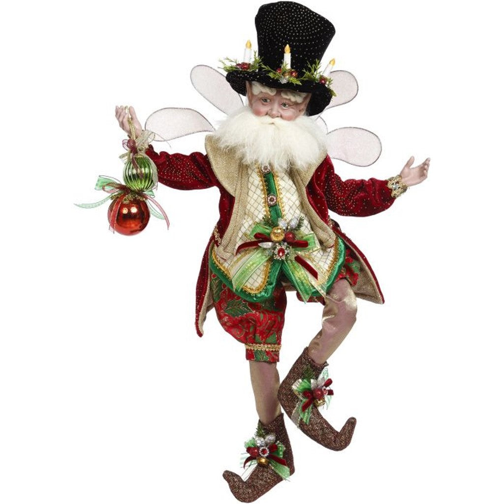 Mark Roberts Fairies, Christmas Magic Fairy 51-42298 Medium 16 Inches