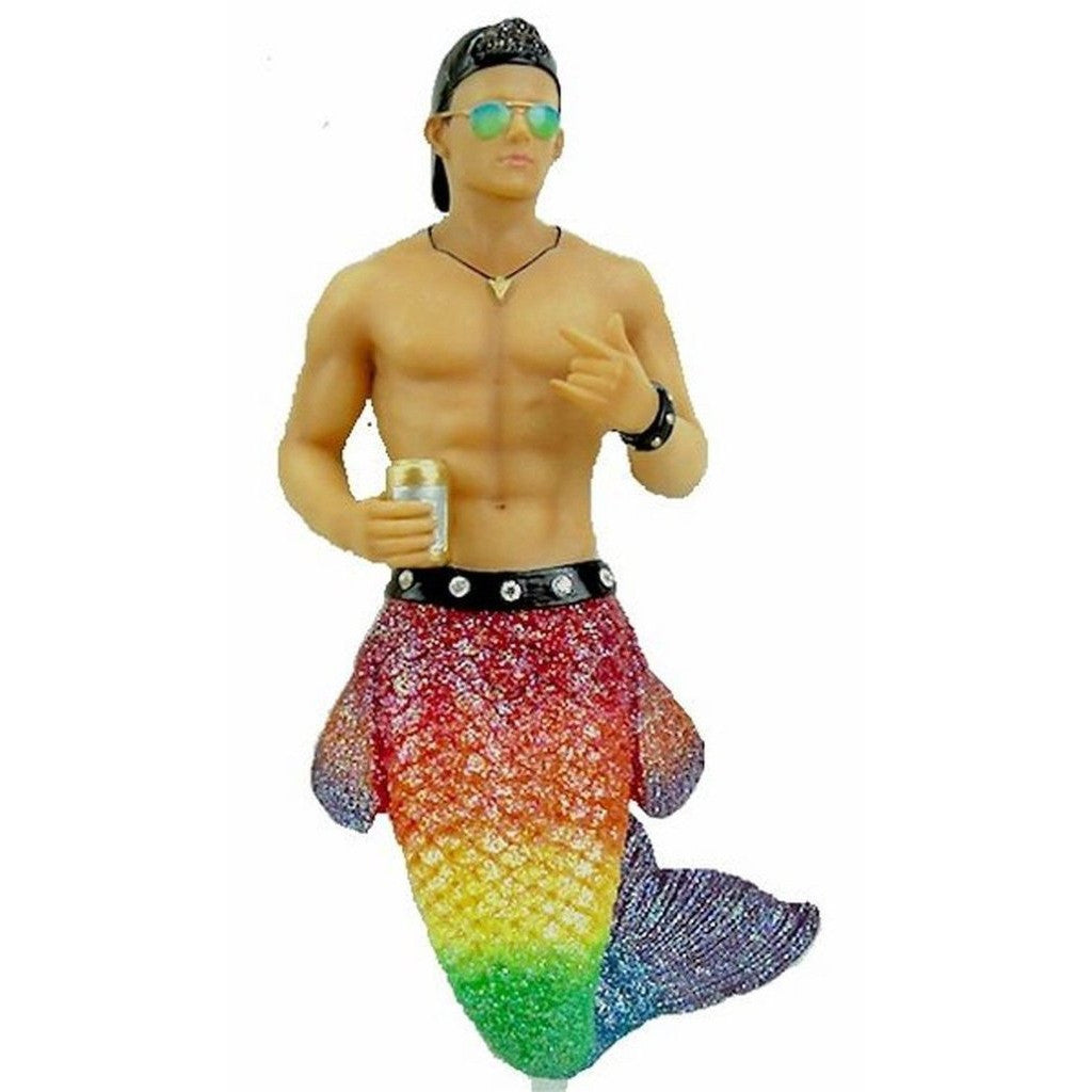 December Diamonds Merman Ornament Rehoboth