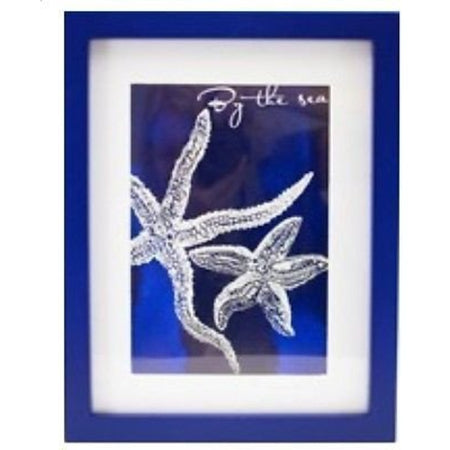 Starfish Framed Sealife Print, By the Sea