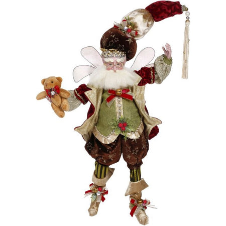 Mary Roberts Fairies, Teddy Bear Fairy 51-97308 Large 17 Inches