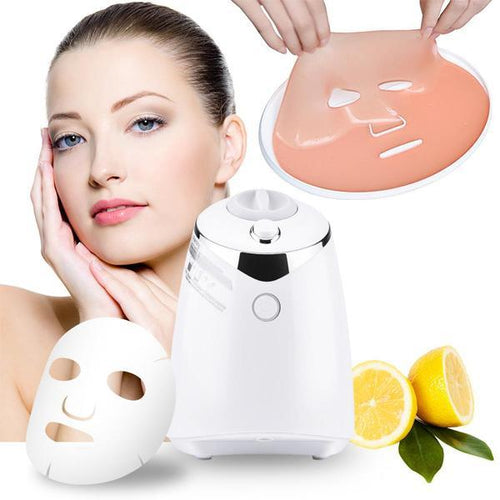 Beautify Fruit & Vegetable DIY Facial Mask Machine