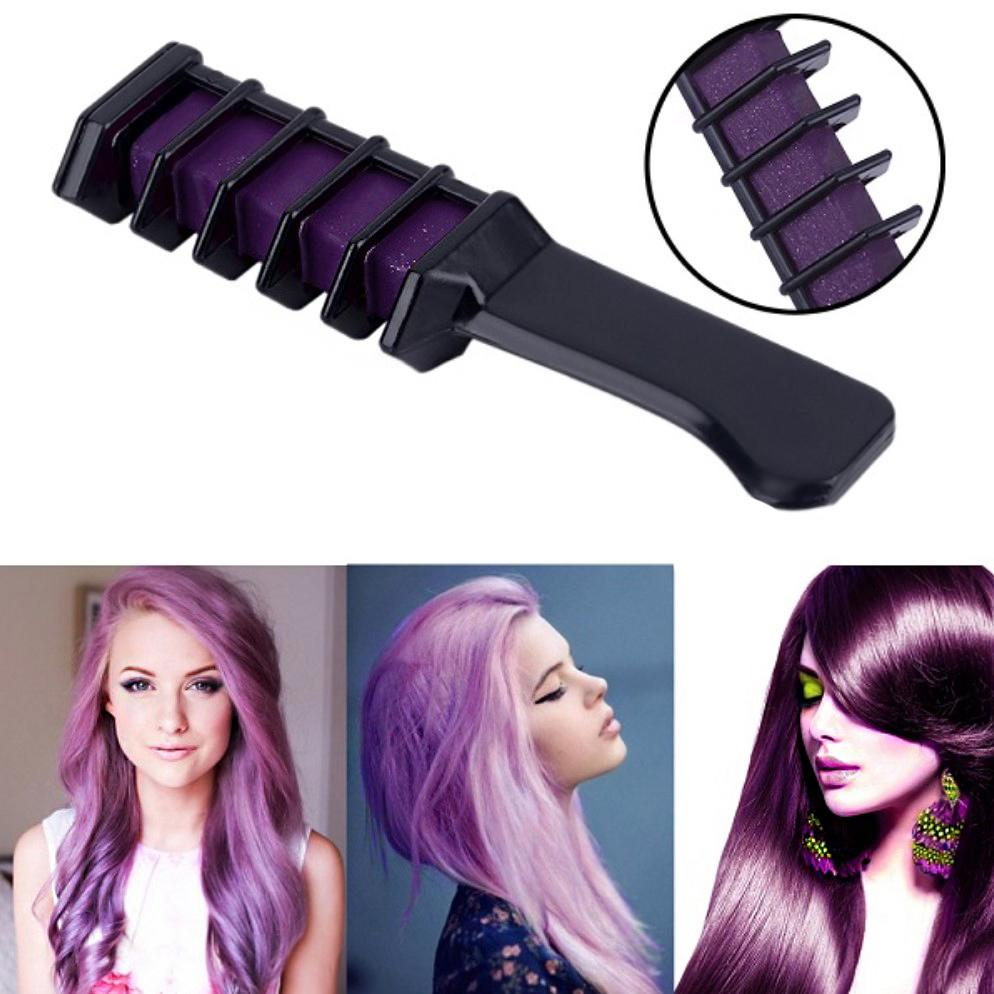 Beautifying Temporary Hair Dye Comb – Brainiacs