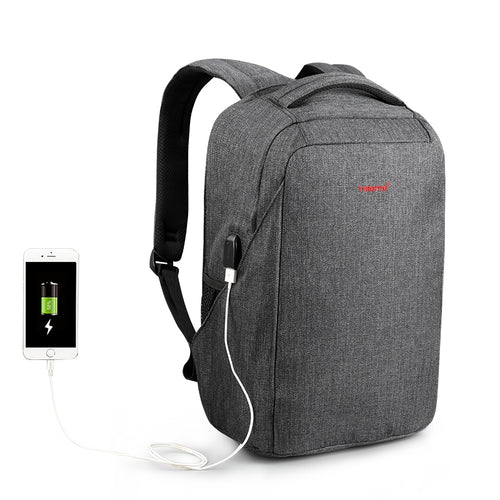 Anti-thief Backpack with USB charging