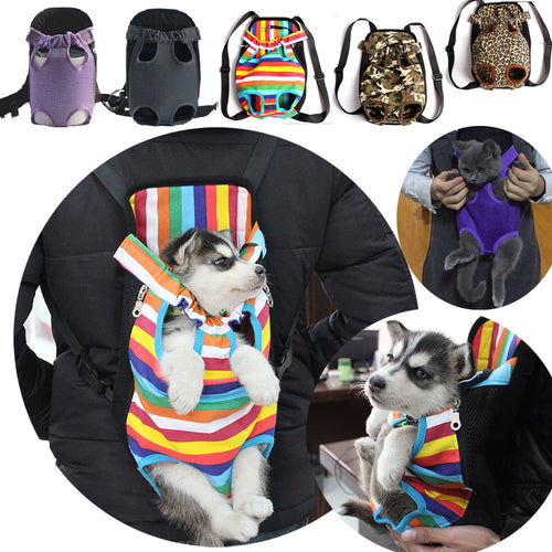 Pet Carrier Travel Backpack Bag