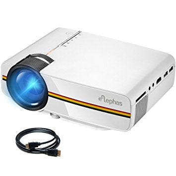 YG400 Portable LCD Projector