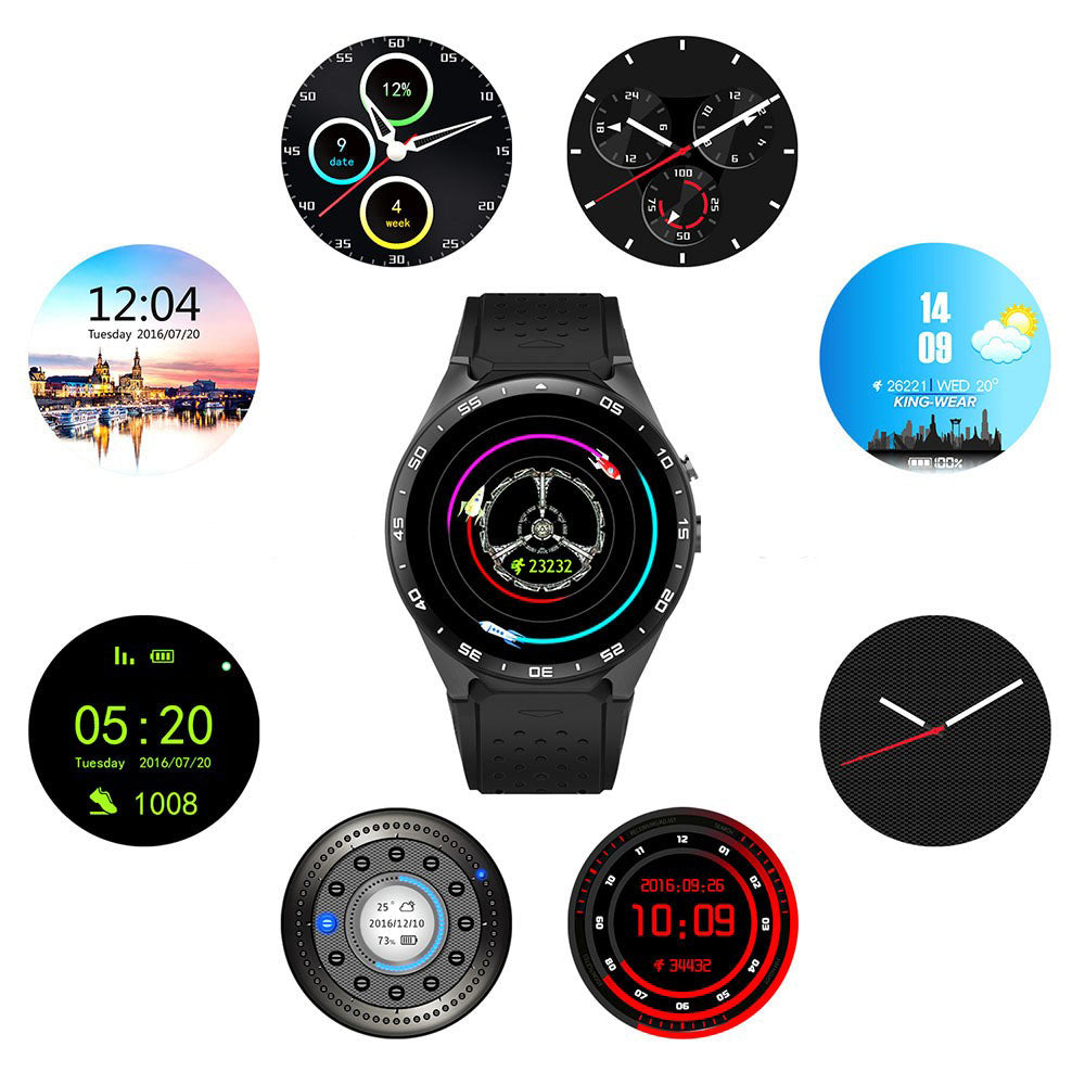 3G/2G Smartwatch with GPS