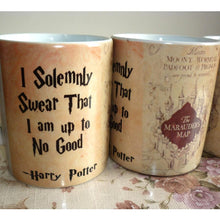Marauders Map Magic Mug