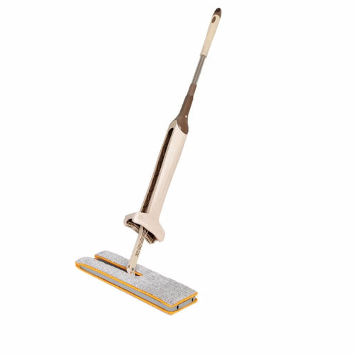 Self-Wringing Double Sided Lazy Mop