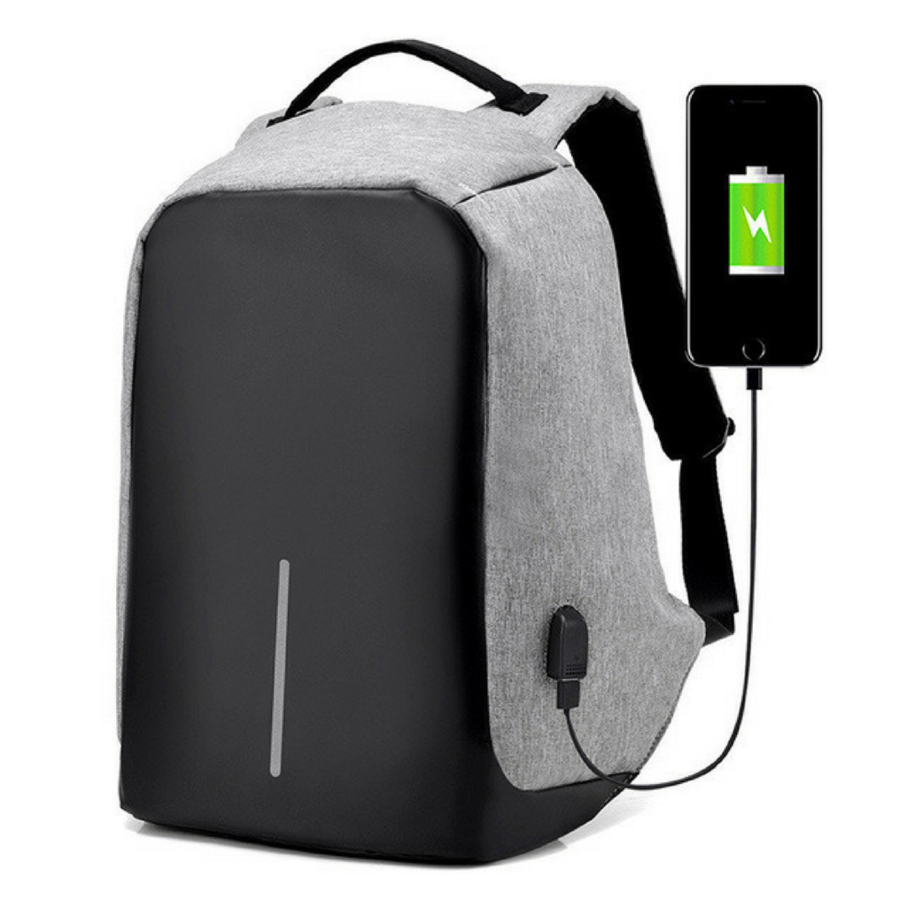 The Commuter Pro Anti-Theft with USB Charger