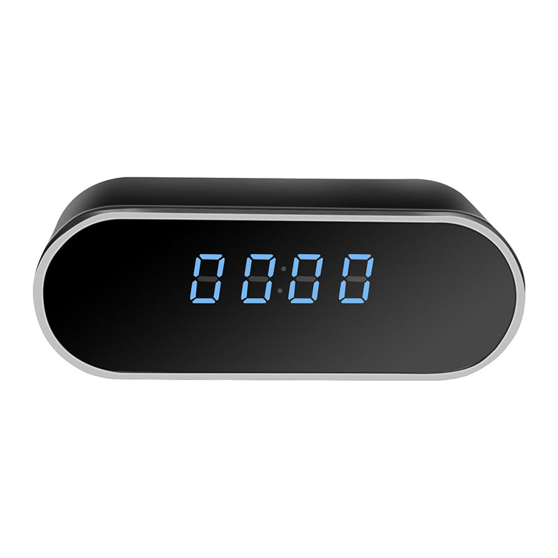 Wifi Alarm Clock With Night Vision Camera