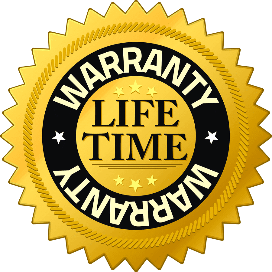 Brainiacs Lifetime Warranty