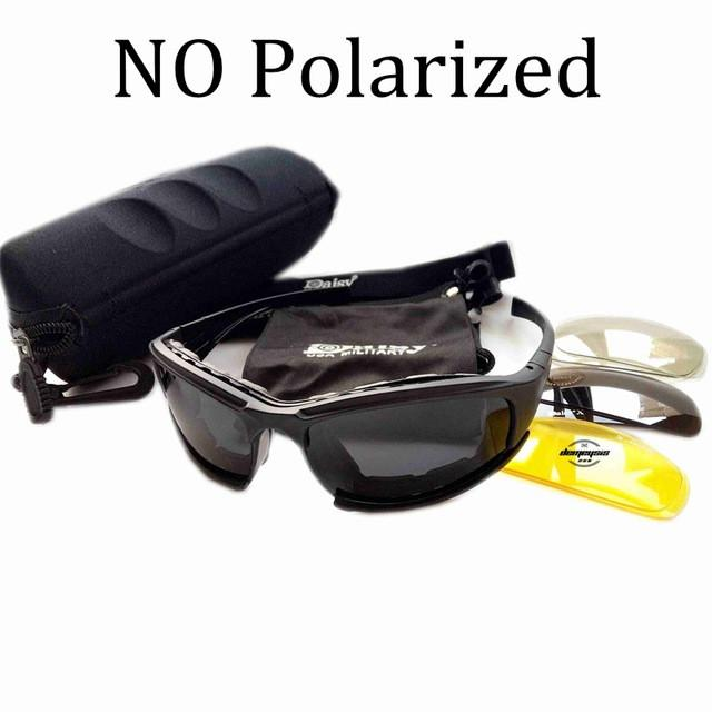 Polarized Tactical X7 Military Sunglasses